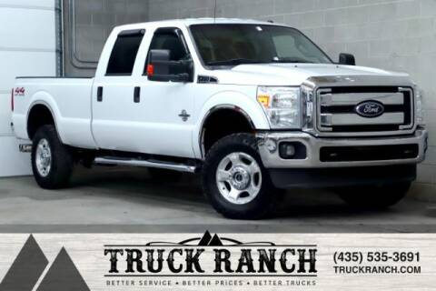 2011 Ford F-250 Super Duty for sale at Truck Ranch in Logan UT
