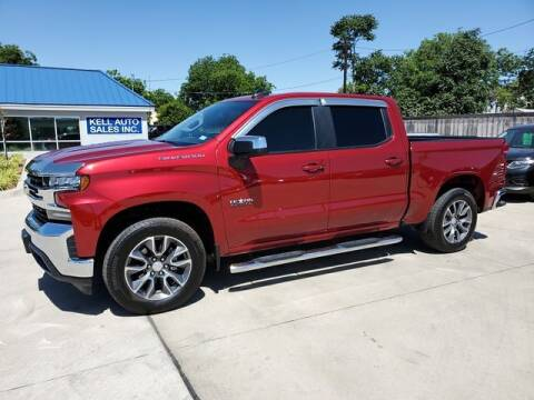 2020 Chevrolet Silverado 1500 for sale at Kell Auto Sales, Inc - Grace Street in Wichita Falls TX