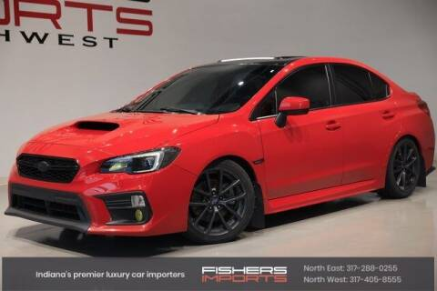 2019 Subaru WRX for sale at Fishers Imports in Fishers IN