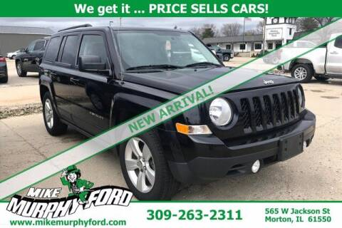 2014 Jeep Patriot for sale at Mike Murphy Ford in Morton IL