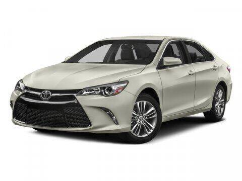 2017 Toyota Camry for sale at BEAMAN TOYOTA in Nashville TN