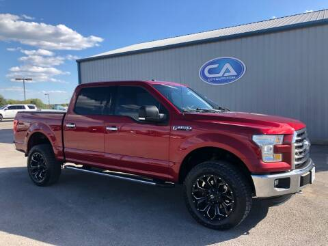 2015 Ford F-150 for sale at City Auto in Murfreesboro TN