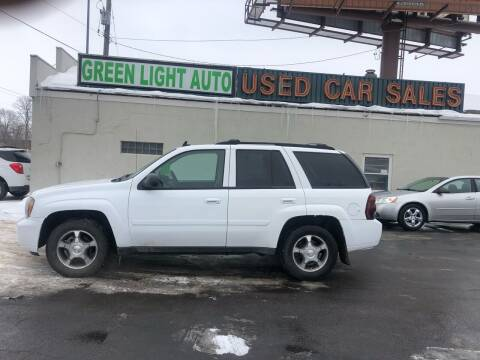 2009 Chevrolet TrailBlazer for sale at Green Light Auto in Sioux Falls SD