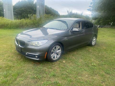 2014 BMW 5 Series for sale at Vertucci Automotive Inc in Wallingford CT