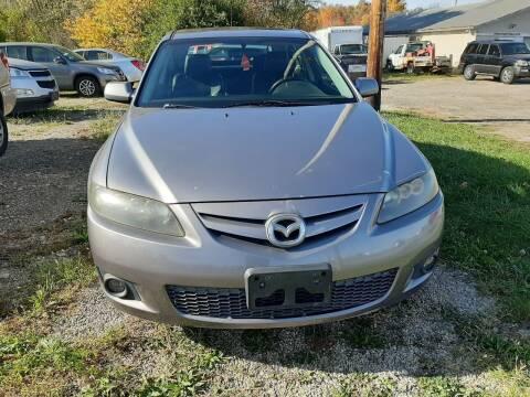 2006 Mazda MAZDA6 for sale at John - Glenn Auto Sales INC in Plain City OH