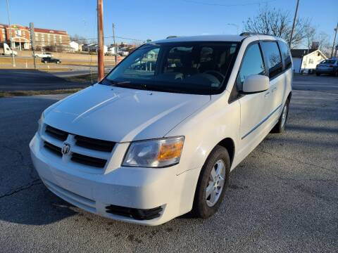 2010 Dodge Grand Caravan for sale at Auto Hub in Grandview MO