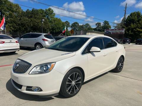 2016 Buick Verano for sale at Auto Land Of Texas in Cypress TX