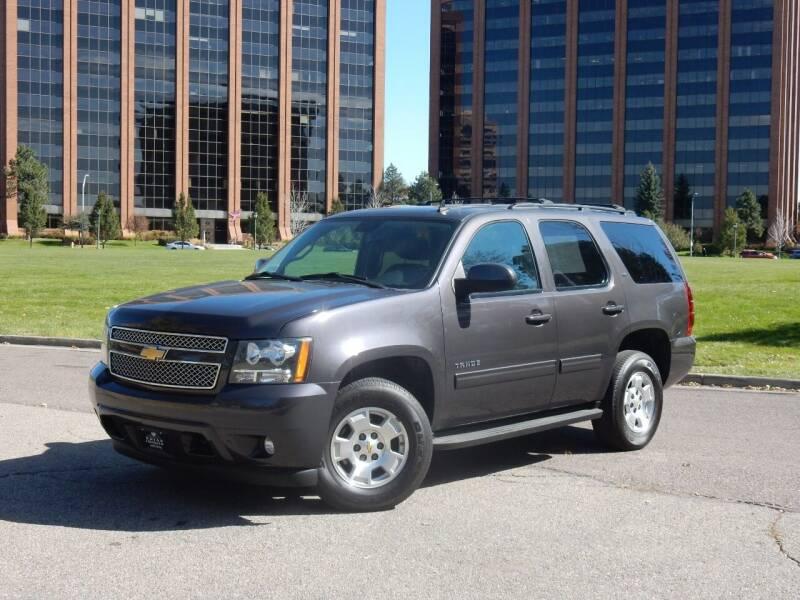 2010 Chevrolet Tahoe for sale at Pammi Motors in Glendale CO