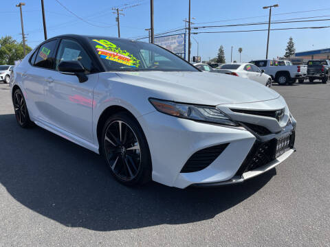 2019 Toyota Camry for sale at 5 Star Auto Sales in Modesto CA
