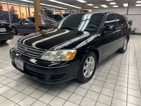 2004 Toyota Avalon for sale at PRICE TIME AUTO SALES in Sacramento CA