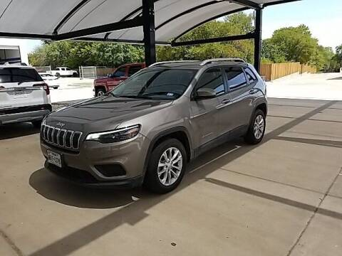 2020 Jeep Cherokee for sale at Jerry's Buick GMC in Weatherford TX