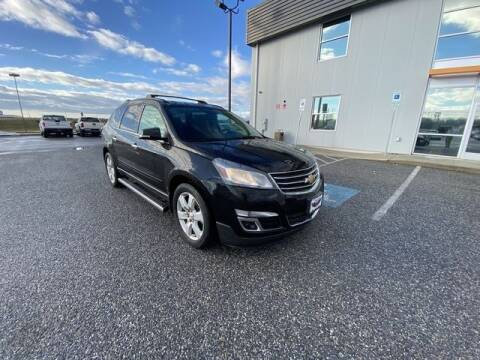 2016 Chevrolet Traverse for sale at King Motors featuring Chris Ridenour in Martinsburg WV