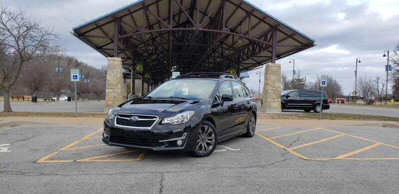 2015 Subaru Impreza for sale at D&C Motor Company LLC in Merriam KS