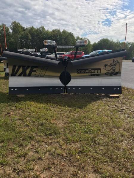 2021 SnowDogg VXF85II for sale at Greg's Auto Sales in Searsport ME