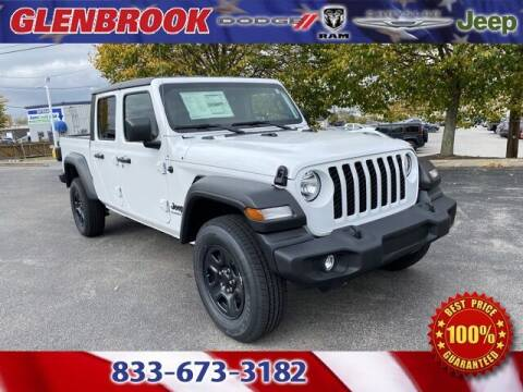 2021 Jeep Gladiator for sale at Glenbrook Dodge Chrysler Jeep Ram and Fiat in Fort Wayne IN