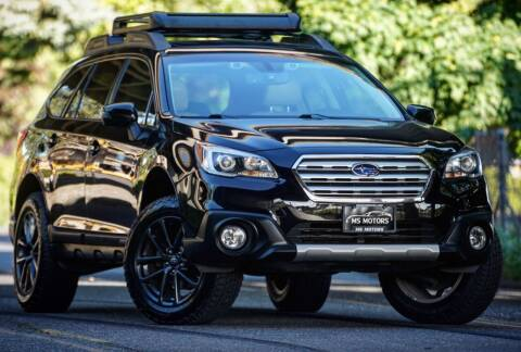 2017 Subaru Outback for sale at MS Motors in Portland OR