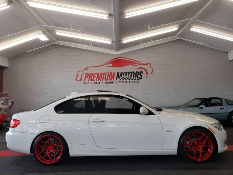 2011 BMW 3 Series for sale at Premium Motors in Villa Park IL