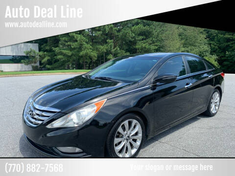 2011 Hyundai Sonata for sale at Auto Deal Line in Alpharetta GA
