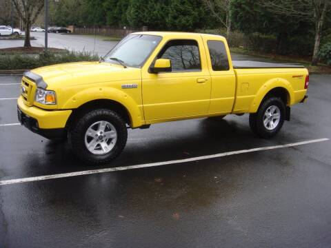 2006 Ford Ranger for sale at Western Auto Brokers in Lynnwood WA