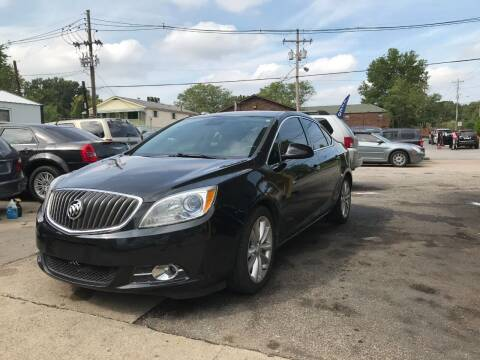 2013 Buick Verano for sale at King Louis Auto Sales in Louisville KY