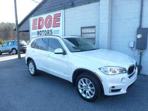 2016 BMW X5 for sale at Edge Motors in Mooresville NC