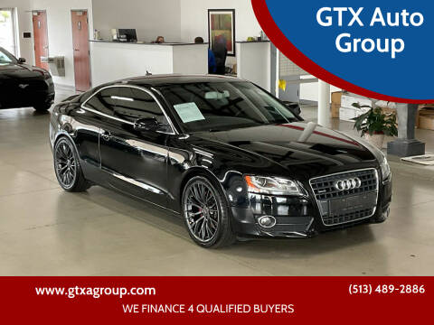 2012 Audi A5 for sale at UNCARRO in West Chester OH