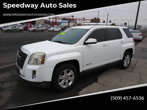 2011 GMC Terrain for sale at Speedway Auto Sales in Yakima WA