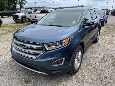 2018 Ford Edge for sale at BILLY HOWELL FORD LINCOLN in Cumming GA