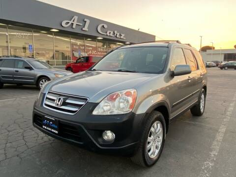 2005 Honda CR-V for sale at A1 Carz, Inc in Sacramento CA