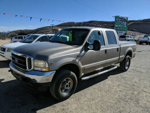 2003 Ford F-250 Super Duty for sale at Hilltop Motors in Globe AZ
