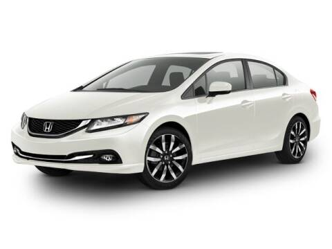 2015 Honda Civic for sale at Griffin Mitsubishi in Monroe NC