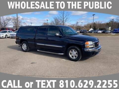 2007 GMC Sierra 1500 Classic for sale at Lasco of Grand Blanc in Grand Blanc MI