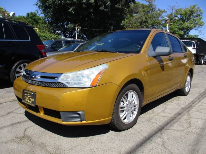 2009 Ford Focus for sale at I C Used Cars in Van Nuys CA