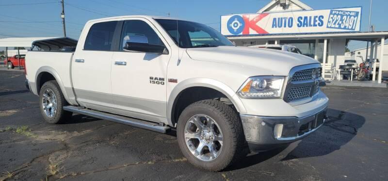 2014 RAM Ram Pickup 1500 for sale in Wichita, KS