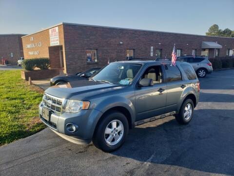 2012 Ford Escape for sale at ARA Auto Sales in Winston-Salem NC