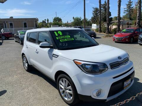 2019 Kia Soul for sale at Contra Costa Auto Sales in Oakley CA