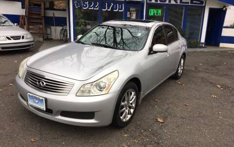 2008 Infiniti G35 for sale at Car World Inc in Arlington VA