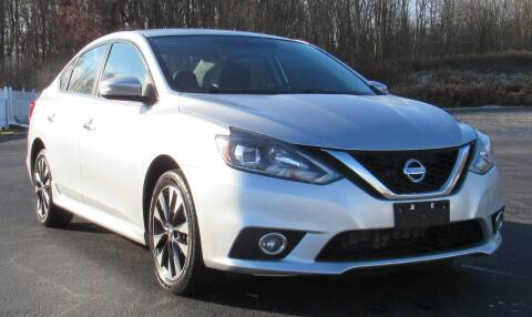 2016 Nissan Sentra for sale at Car Culture in Warren OH