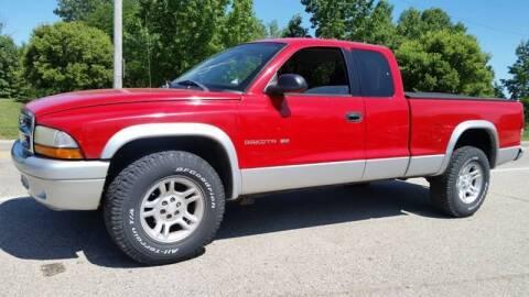 2002 Dodge Dakota for sale at Superior Auto Sales in Miamisburg OH