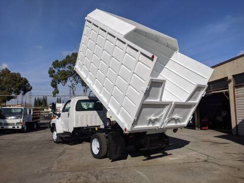2006 Chevrolet C5500 for sale at Vehicle Center in Rosemead CA