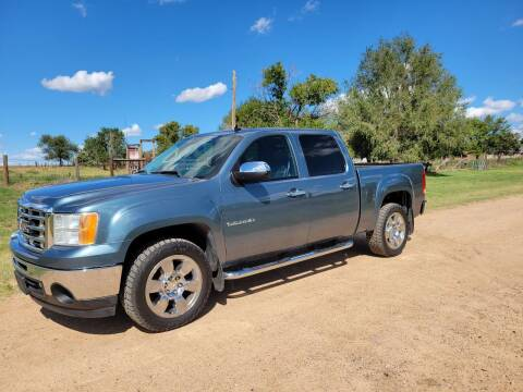 2011 GMC Sierra 1500 for sale at TNT Auto in Coldwater KS