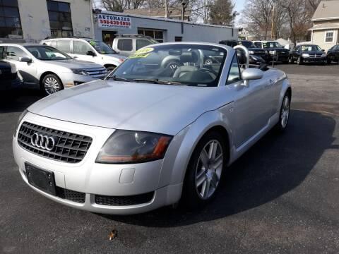 2004 Audi TT for sale at Automazed in Attleboro MA