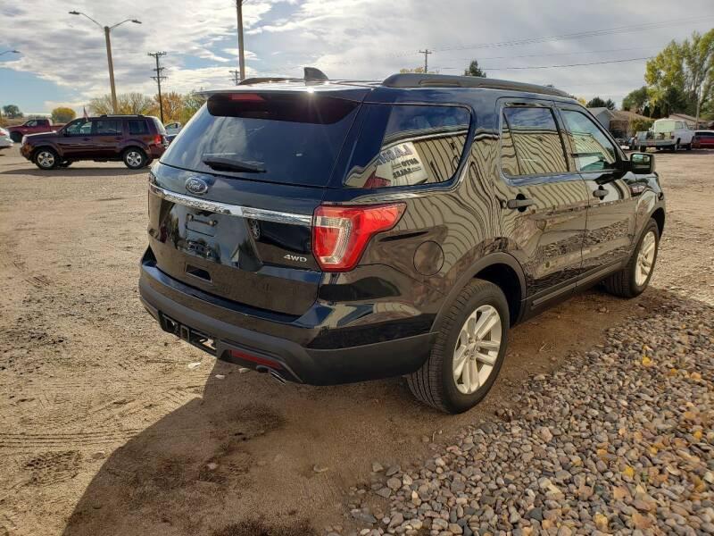 2017 Ford Explorer AWD 4dr SUV - Mitchell NE