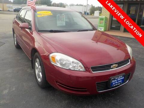 2006 Chevrolet Impala for sale at Austins At The Lake in Lakeview OH