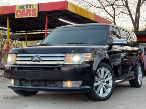 2011 Ford Flex for sale at Cash Car Outlet in Mckinney TX