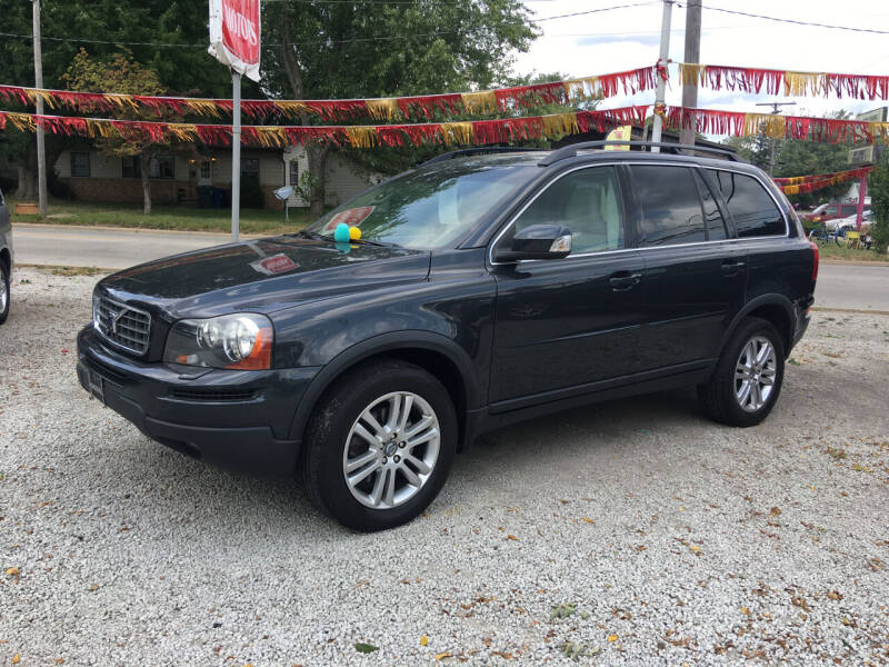 2009 Volvo XC90 for sale at Antique Motors in Plymouth IN