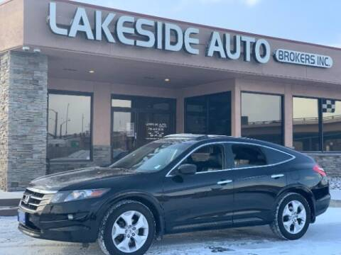 2010 Honda Accord Crosstour for sale at Lakeside Auto Brokers Inc. in Colorado Springs CO