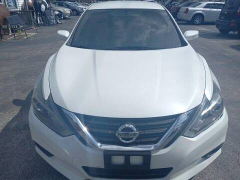 2016 Nissan Altima for sale at Denny's Auto Sales in Fort Myers FL