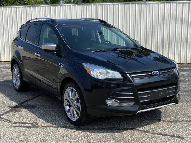 2014 Ford Escape for sale at Miller Auto Sales in Saint Louis MI