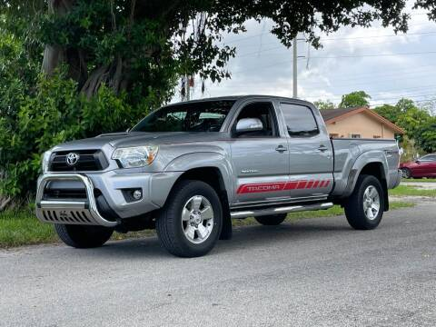 2015 Toyota Tacoma for sale at Auto Direct of South Broward in Miramar FL